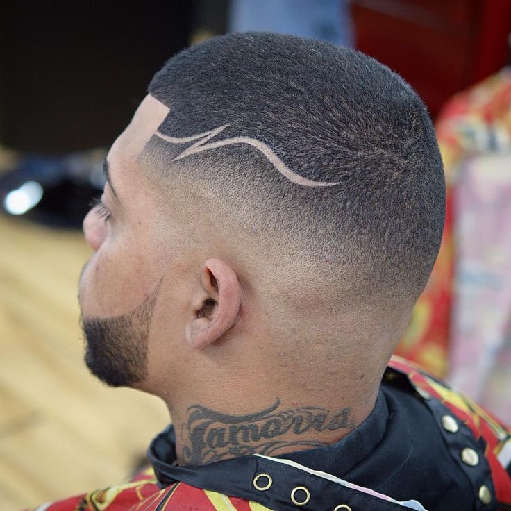barber hair designs for men - photo #49