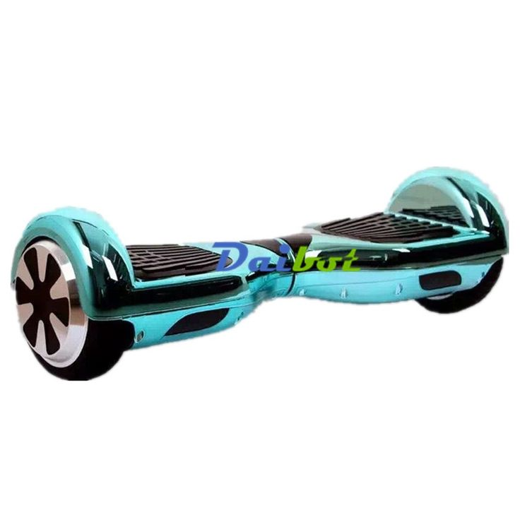 198.99$  Watch now - http://aitxu.worlditems.win/all/product.php?id=32801937259 - Daibot 2017 New 6.5'' Two Wheel Scooter Chrome Hoverboard electric self balancing scooter hover Board  Electric Skateboard