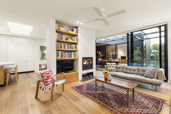 best 25  two sided fireplace ideas on pinterest