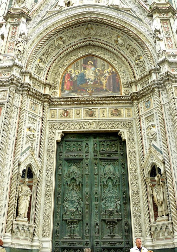an analysis of the duomo of florence cathedral church Duomo cathedral florence photo about gothic, bordered, brunelleschi, façade, fabris, cathedral, cambio, green, exterior, flower, completed, emilio, arnolfo, church, filippo - 43312218.