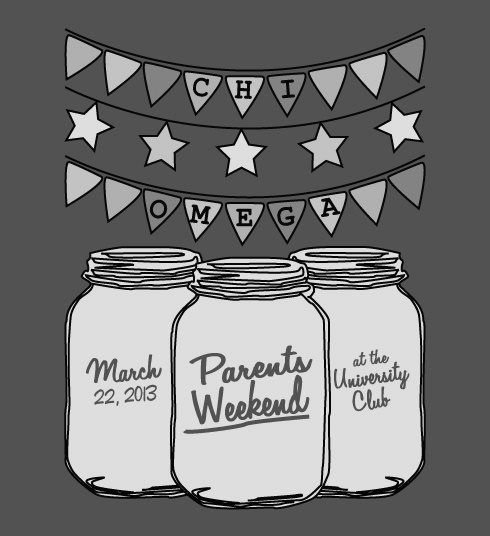 Would be so perf to have a MERICA themed parents weekend