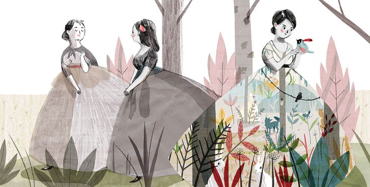 Ella Bailey Illustration : Photo