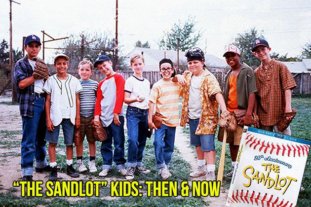 'The Sandlot' cast members reunite 20 years later at the actual sandlot | Big League Stew - Yahoo! Sports