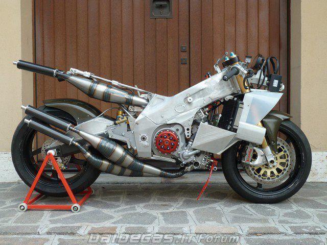 Yamaha YZR 500 custom made