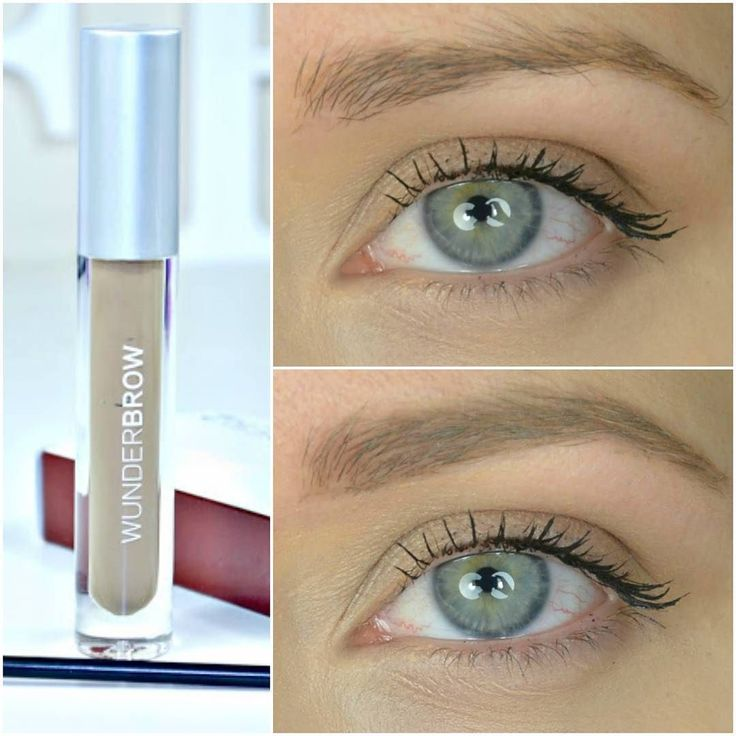 how to put on wunderbrow