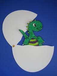 Hatching Baby Dinosaur