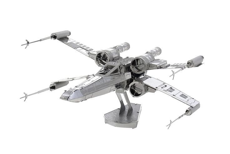 Star Wars: X-Wing Metal Model | Stupid.com