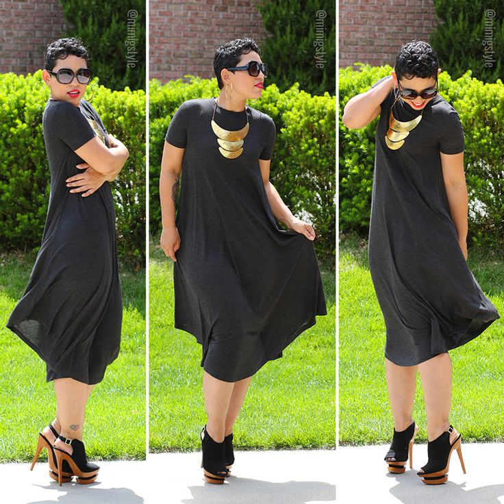 Most Comfortable Dress Ever! - Mimi G Style