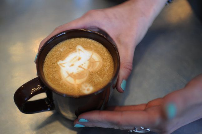 Кофе. Снимок иллюстративный.