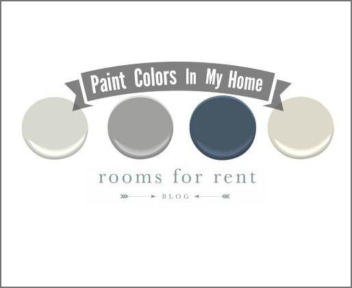 1000+ Ideas About Coordinating Paint Colors On Pinterest