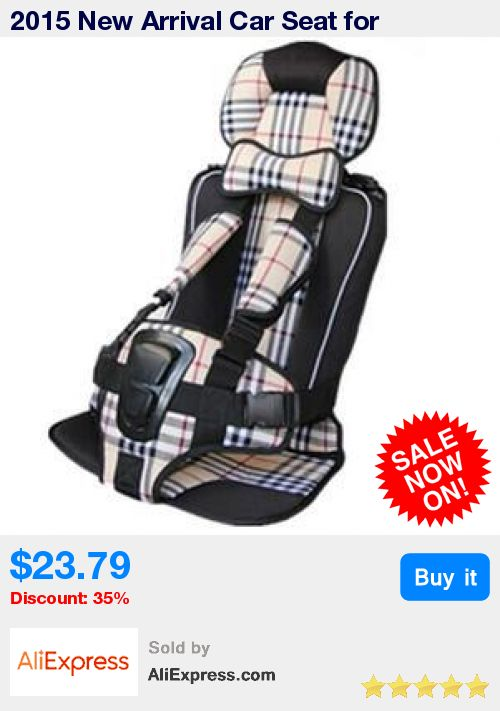 2015 New Arrival Car Seat for Babies,Toddler Car Seat Cover,5-point Adjustable Seat for Children in the Car Comfortable Cushion * Pub Date: 22:17 Jul 11 2017