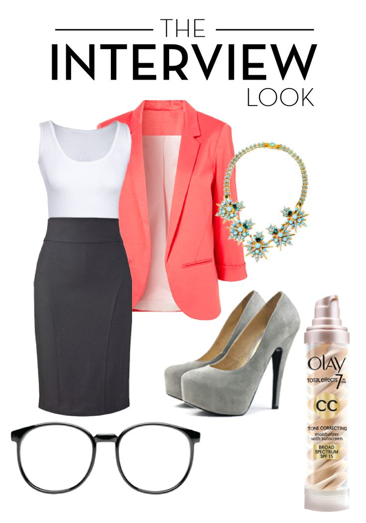 Let your #BestBeautiful shine on that big interview with a bright blazer, bold necklace and CC Cream. And who knows? Your power look may get you noticed outside of the office too! #StreetStyleBeauty
