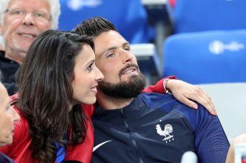 Jennifer, celle qui fait battre le coeur d'Olivier Giroud