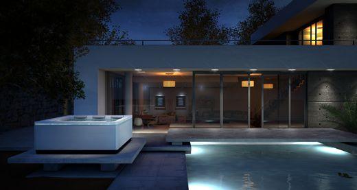 STIL | Modern Hot Tub Design | Bullfrog Spas