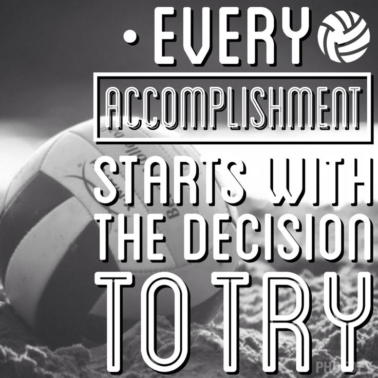 Motivational Quotes For Sports Teams: Best 25+ Volleyball Quotes Ideas Only On Pinterest