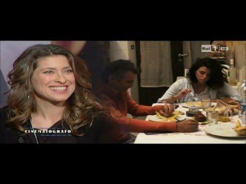 Cinematografo  RAI 1 -  Film Come ti vorrei 19 12 2015