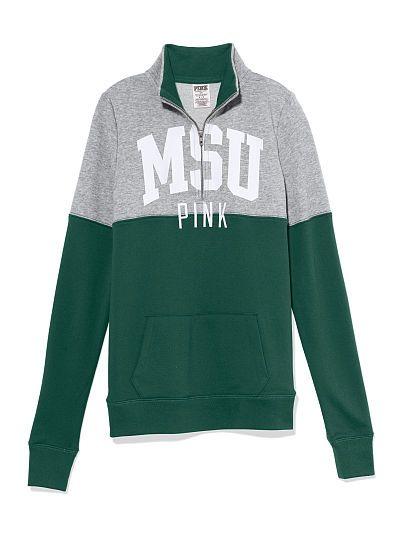 Michigan State University Hand Dyed Sweatshirt (L) ZHw9hfwHK