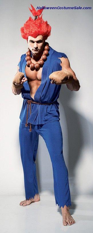 Adult Street Fighter Akuma Costume  #streetfightercostumes