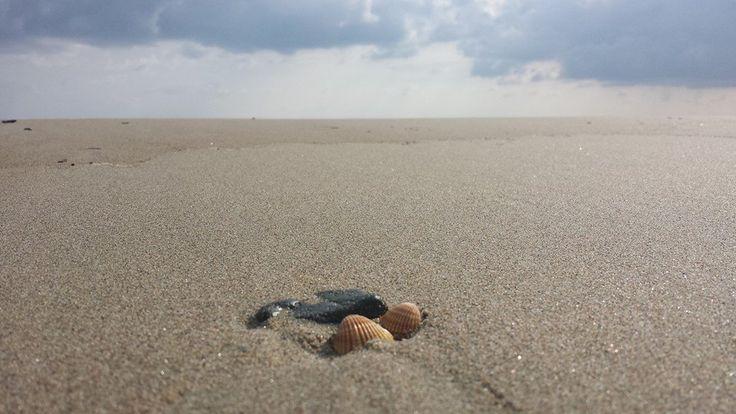 La sabbia finissima della spiaggia di Foxi Manna