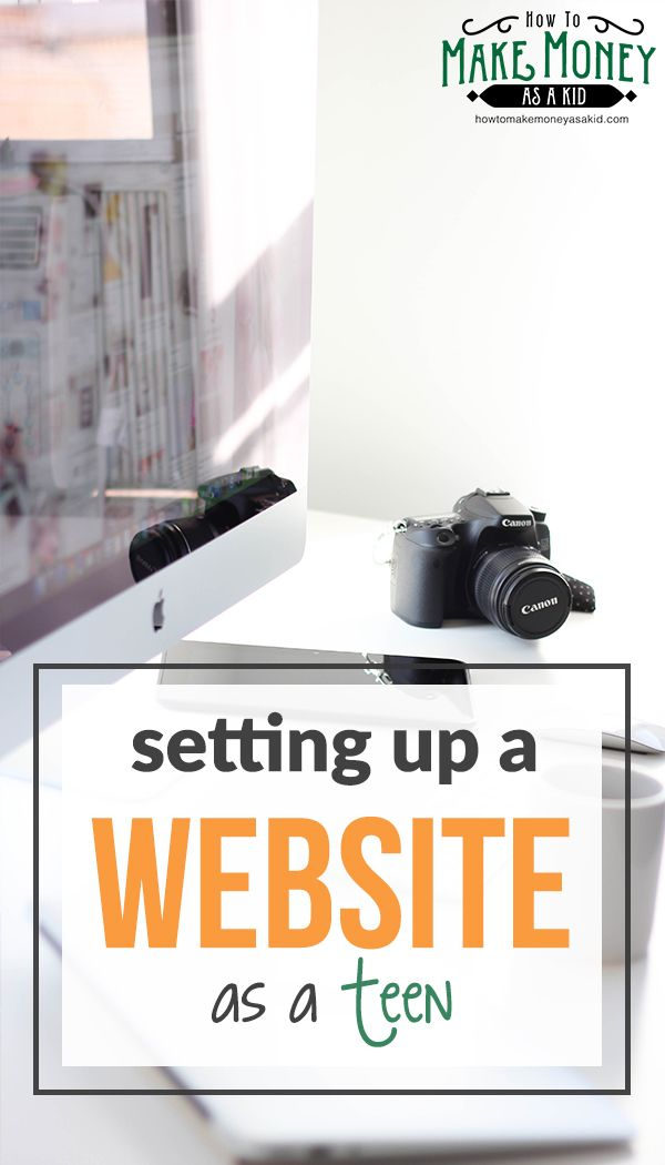 Want to start a website as a teen? Learn how to start a successful website as a … – Craft – Home Fun