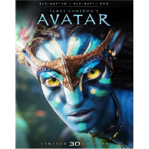 Avatar (3D Blu-ray Combo) (2009)