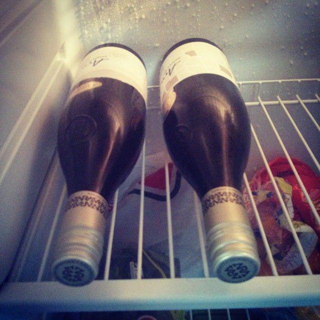 Chillin' in Wine-Searcher firdge for Friday tasting. #wine #marlborough #sauvignonblanc #nzwine #fridgewine #winelover