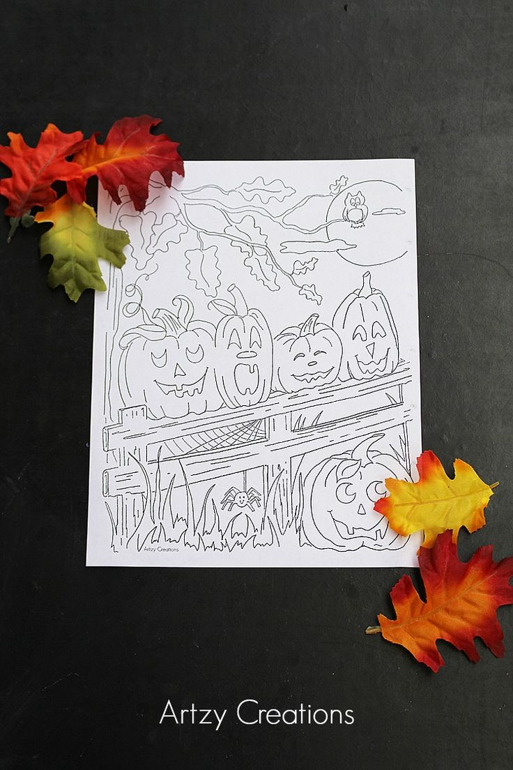 88 best coloring pages halloween images on pinterest coloring