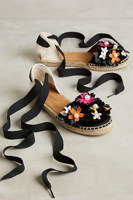 & Other Stories image 2 of Lacing Sandals in Black