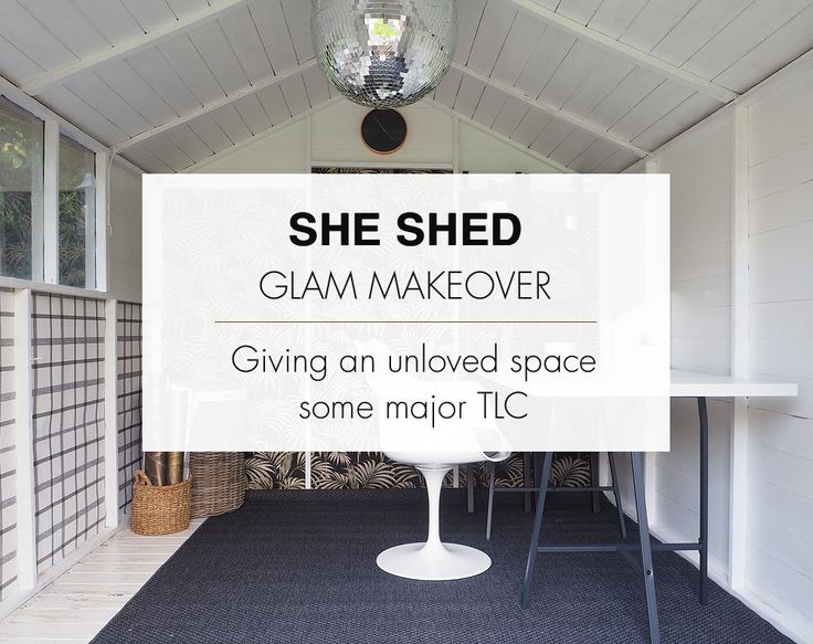 GARDEN SHED - SHE SHED MAKEOVER WITH SEASONS IN COLOUR - the UK's No1 Colour inspiration blog for 2016. Getting the home ready for the winter means a lot of things and making sure our sheds are water-tight and freshly painted means that they will stand the winter