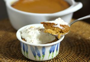 Smooth and Creamy Pumpkin Pudding: Pumpkin Pudding