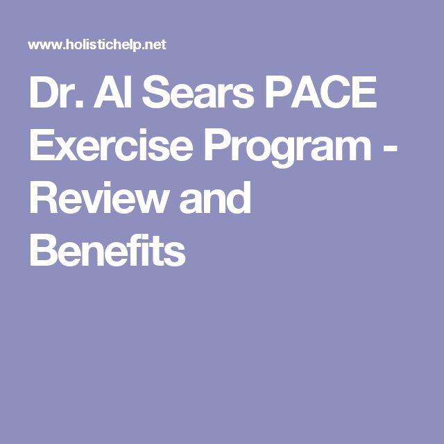Dr. Al Sears PACE Exercise Program - Review and Benefits