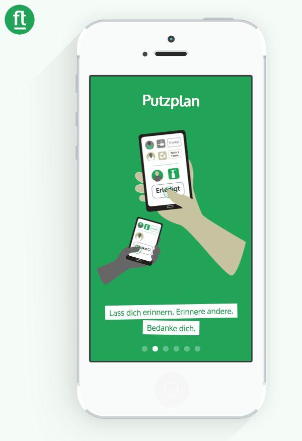 Flatastic WG-App: Putzplan, Einkaufsliste, Shouter, Finanzen