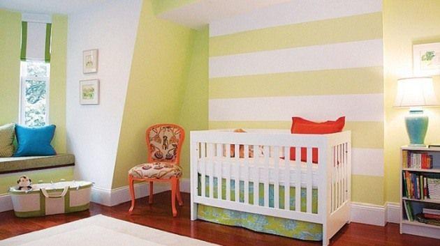 20 Tolle Kinderzimmer In Neutralen Farben Farben Kinderzimmer