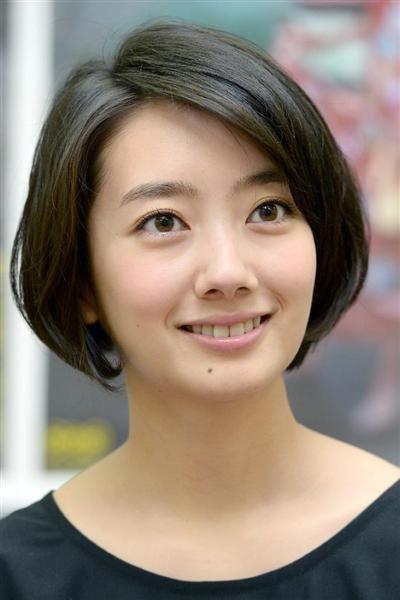 NHK「あさが来た」でヒロイン役を務める波瑠=東京都渋谷区(寺河内美奈撮影)