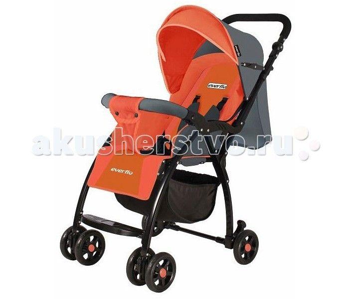 Прогулочная коляска Everflo E-219  Прогулочная коляска Everflo E-219 это комфортная, просторная и маневренная помощница для молодых родителей.   Новинка 2017 года имеет главную особенность - маленький вес, который позволяет без труда переносить ее в руках.  Особенности: эффектная расцветка и стильный дизайн рама сделана из алюминия, что обуславливает небольшой вес передние колеса спарены. Они легко поворачиваются вокруг своей оси на задних колесах установлен стояночный тормоз компактно…