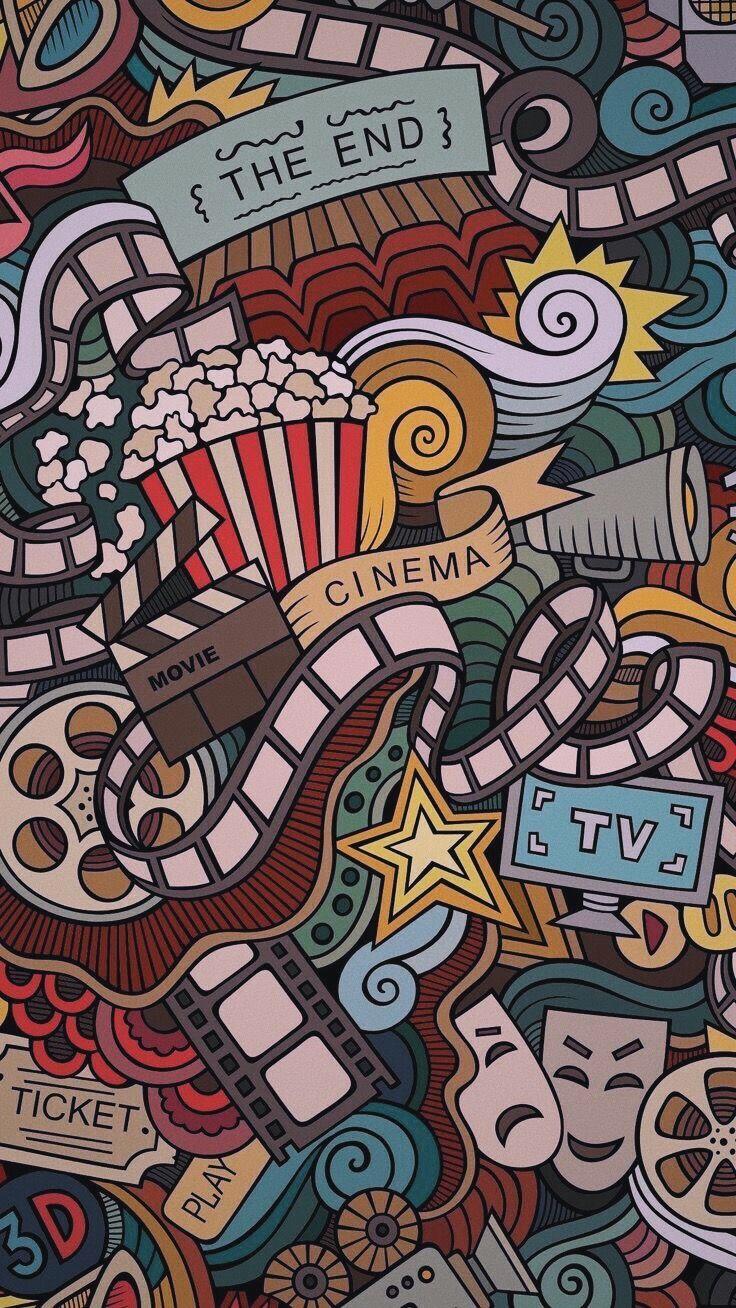 Pin By Shelby Andrew On خلفيات فون Pop Art Wallpaper Wallpaper Backgrounds Iphone Wallpaper
