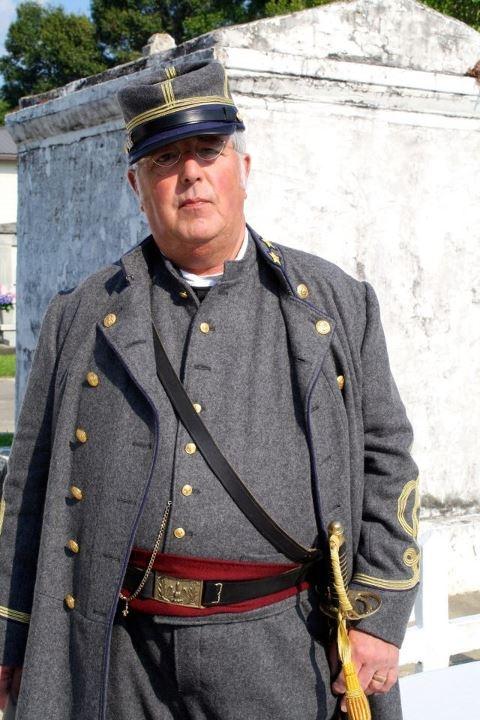 Andre Jacob, the Civil War interpreter at Oak Alley: South Yall, The Civil War