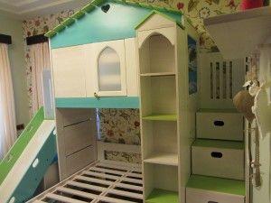 Как создать уютную и б детскую комнату?— Полосатая лошадь