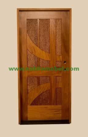 Pintu Jati Minimalis Terbaru kami produksi dengan bahan baku kayu jati berkualitas yang diproduksi oleh pengrajin jepara berpengalaman produk mebel jepara terbaru kami jual dengan harga murah