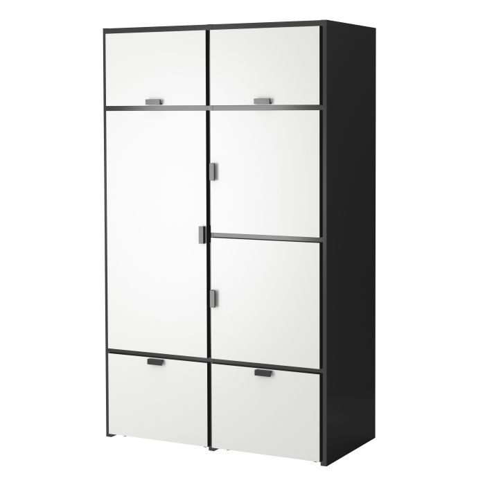 ODDA wardrobe #IKEA #PinToWin