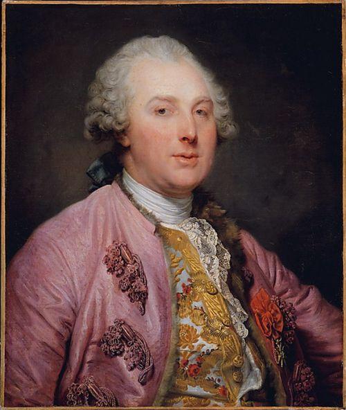 Cave to Canvas, Jean-Baptiste Greuze,Charles Claude de Flahaut,...