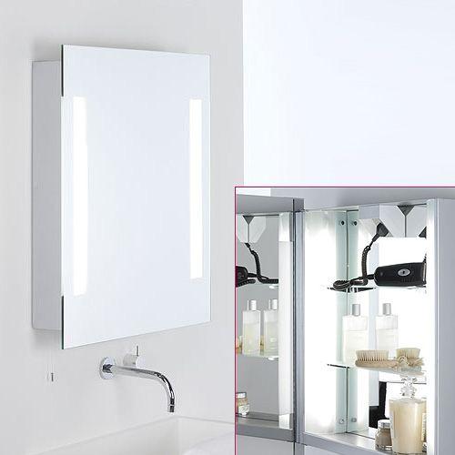 Bathroom Cabinet Light Shaver Bathroom Cabinet Light Shaver