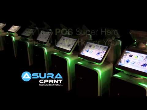 Star's AsuraCPRNT is a powerful, feature rich interactive communication platform with an integrated printer. At its heart is a powerful ARM processor that manages a 7-inch touch screen and a 3-inch printer. The AsuraCPRNT is available with optional integrated MSR, Barcode and NFC readers.