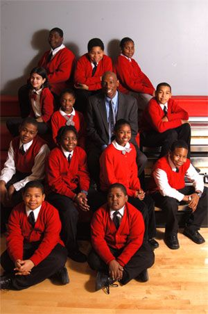 Geoffrey Canada, President and Chief Executive Officer for Harlem Childrens Zone. Authentic, resilient leadership.