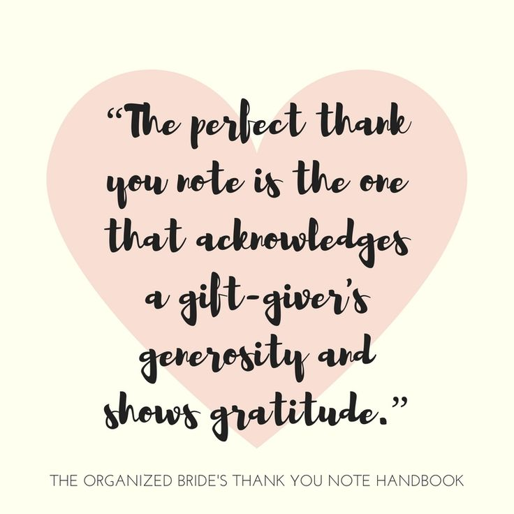 Quotes On Thank You Notes: 25 Best Writing Tips For Thank You Letters Images On