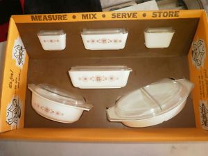 Vintage Eagle Toys Pyrex Town and Country Playware - I really want this for my 7 year old daughter!!