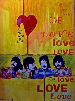 All You Need Is Love.  The Beatles. Magical Mystery Tour 1967