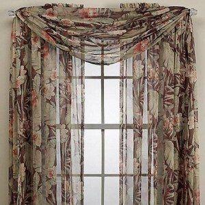 25 Best Ideas About Window Scarf On Pinterest Curtain