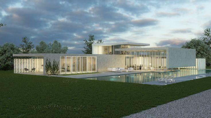 KFAR SHMARYAHU HOUSE 2 pitsou kedem architect