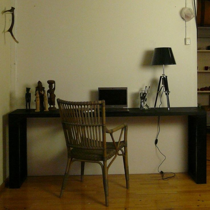 Konsolbord fra Urban Collection - enkelt og smukt
